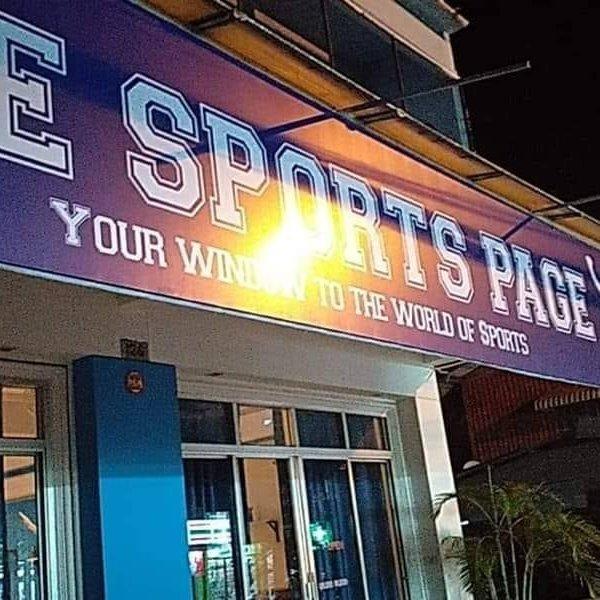 The Sports Page Koh Samui