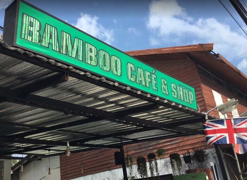 Bamboo Cafe and Shop
