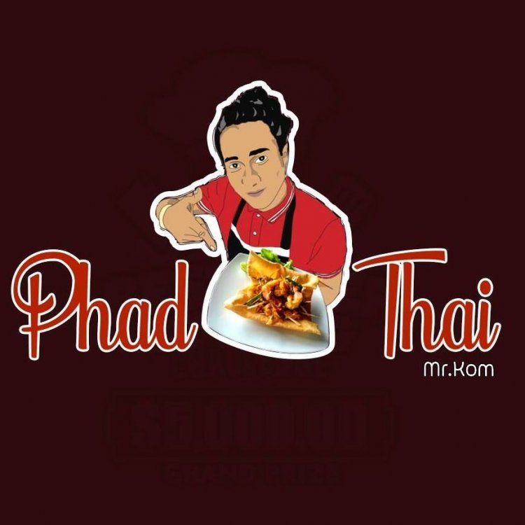Pad Thai Mr. Kom