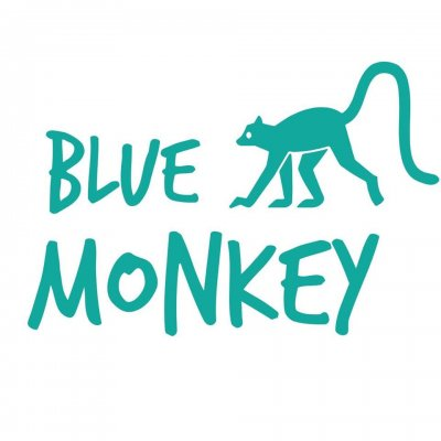 Blue Monkey Bar