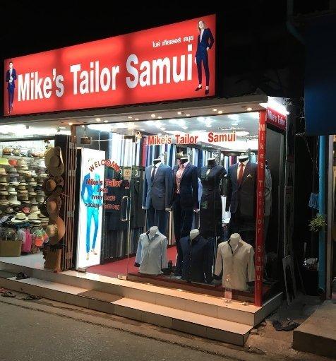 Mike's Tailor Samui