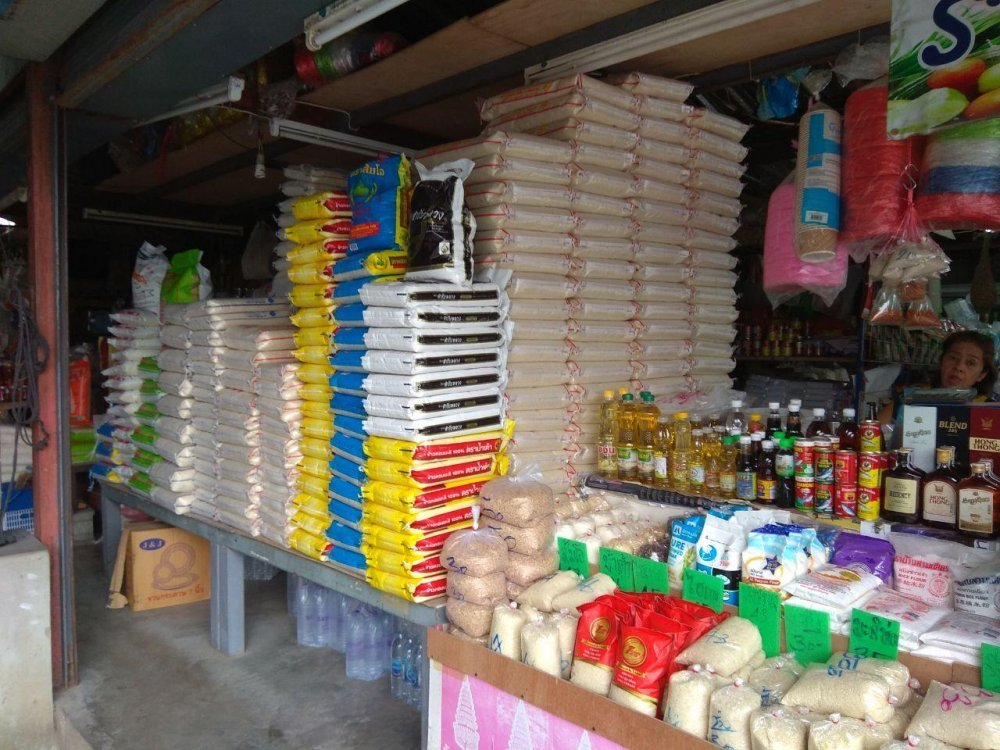 Chumchon Chaweng Market