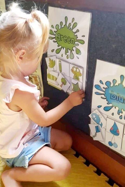 Kiddie garden nursery and preschool