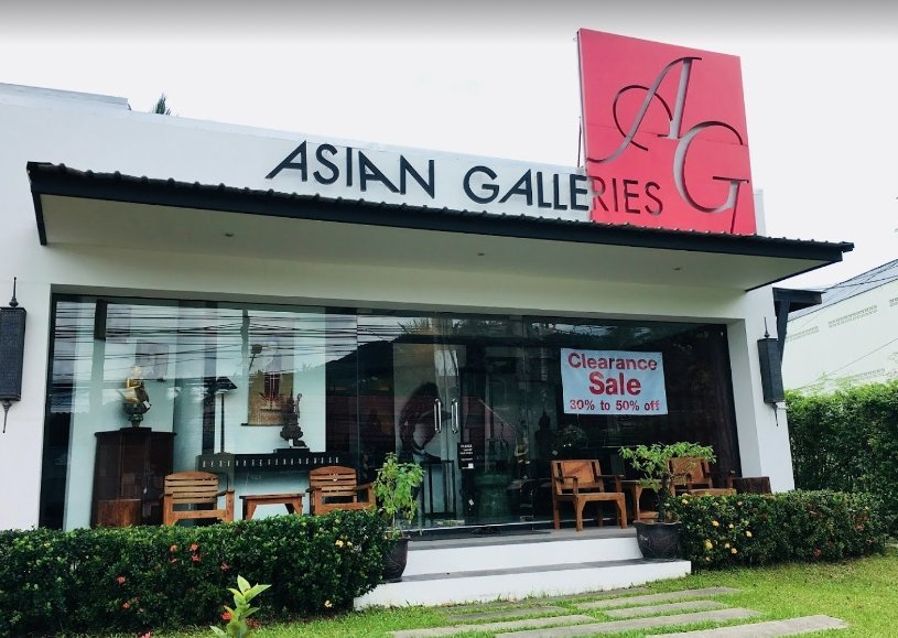 Asian Galleries Samui