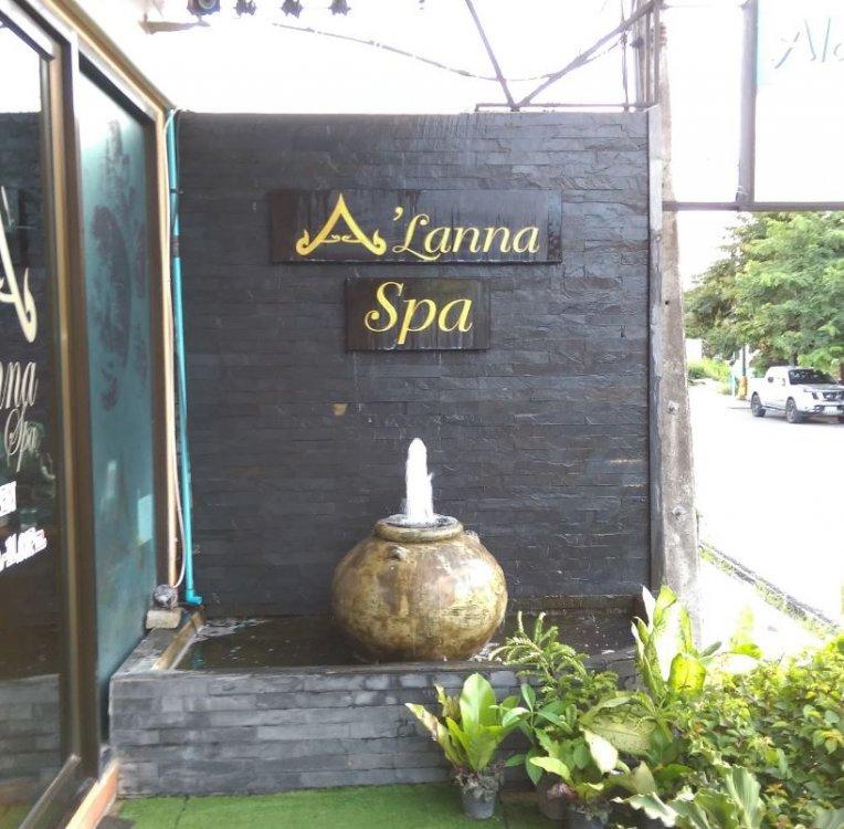 A'lanna Spa