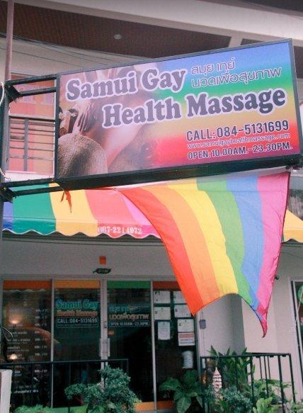 Samui Gay Health Massage