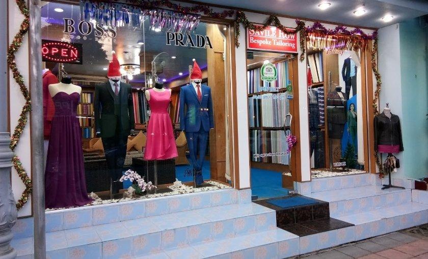 Savile Row Bespoke Tailoring (Choengmon)