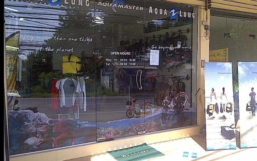 Aquamaster Samui | Scuba Diving Store