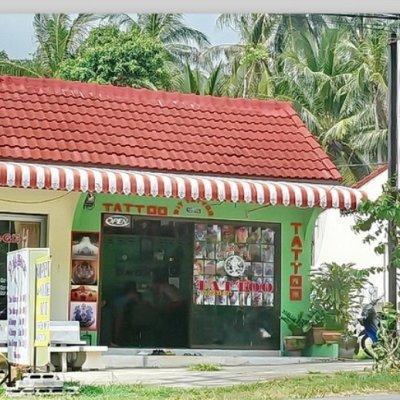 Wit tattoo Lamai Koh Samui studio