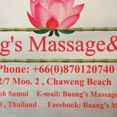 Baang Health Massage