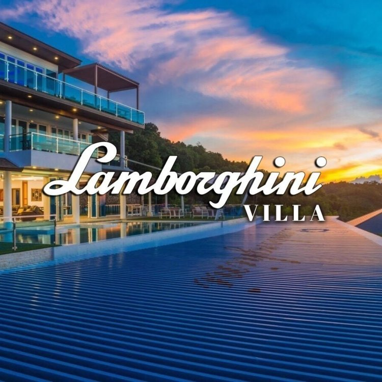 Lamborghini Villa Koh Samui