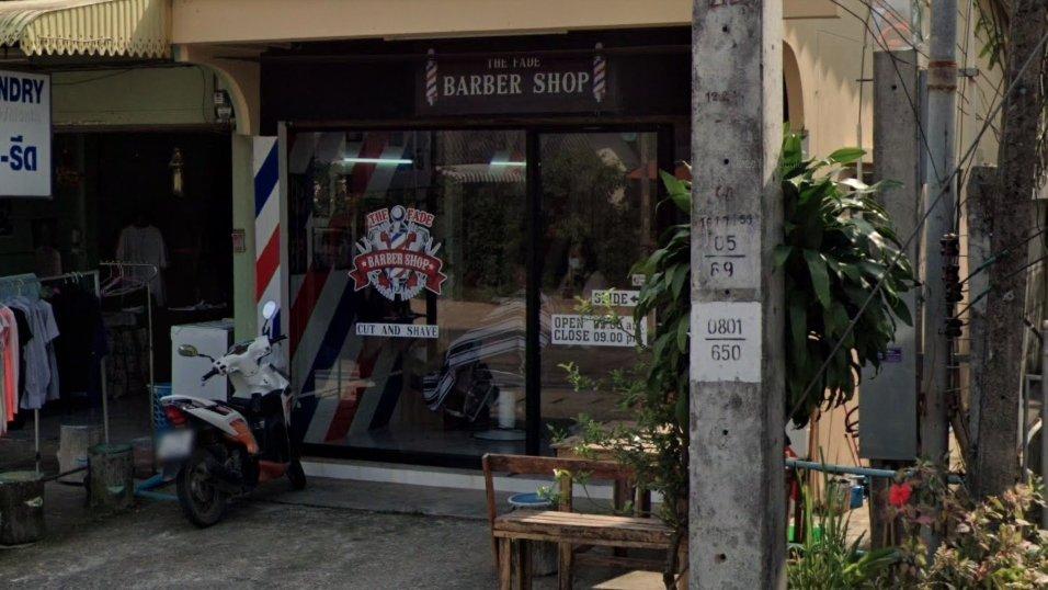 The Fade barber shop samui