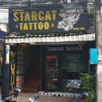 Starcat Tattoo