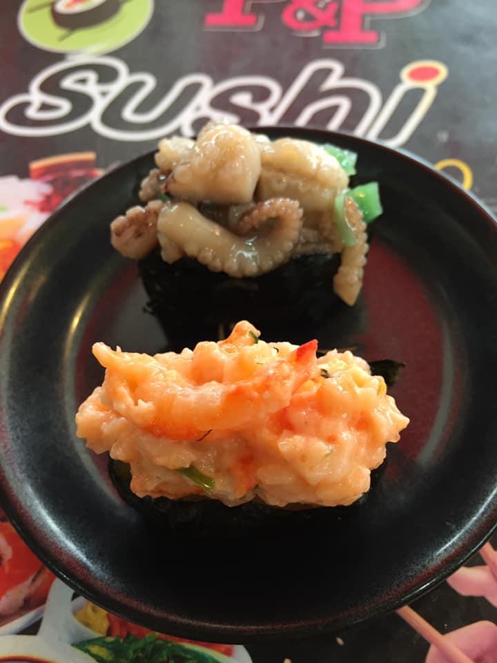 P&P Sushi Bar