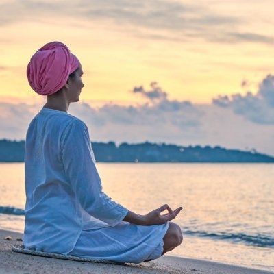 Real Life: Yoga, Food, Chill