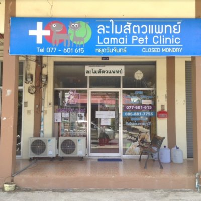 Lamai Pet Clinic and Cat Hotel