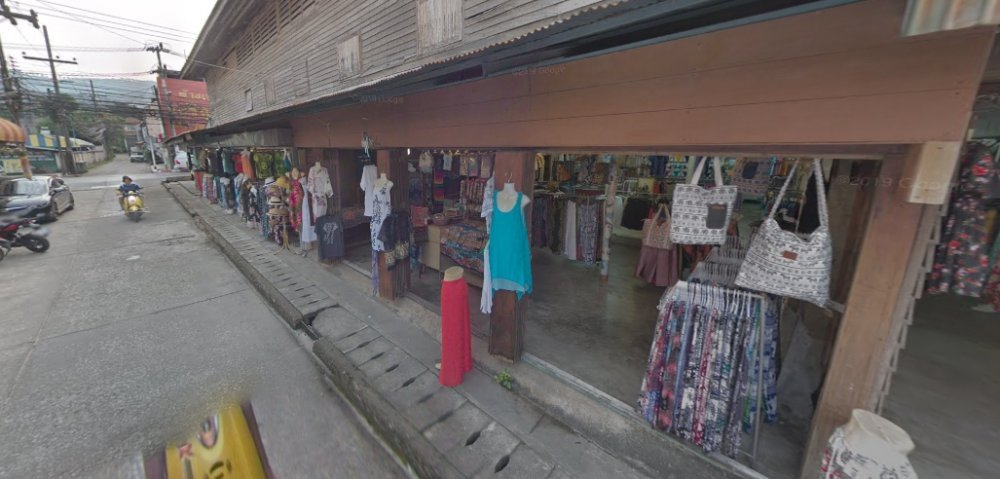Beach clothing store - Nathon