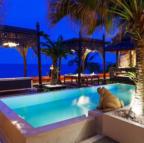 Ammatara Pura Pool Villa