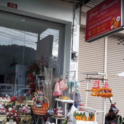Flowers Samui Lamai