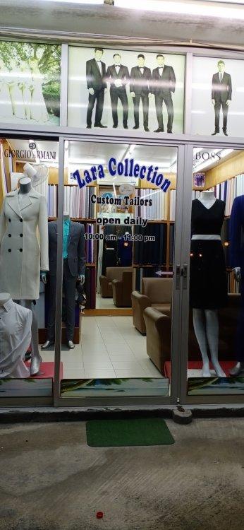 Zara collection lamai