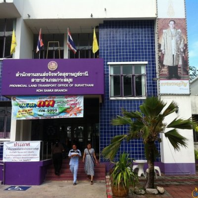 Transport Office Samui