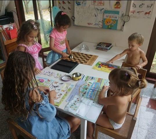 Русский детский сад Easydays