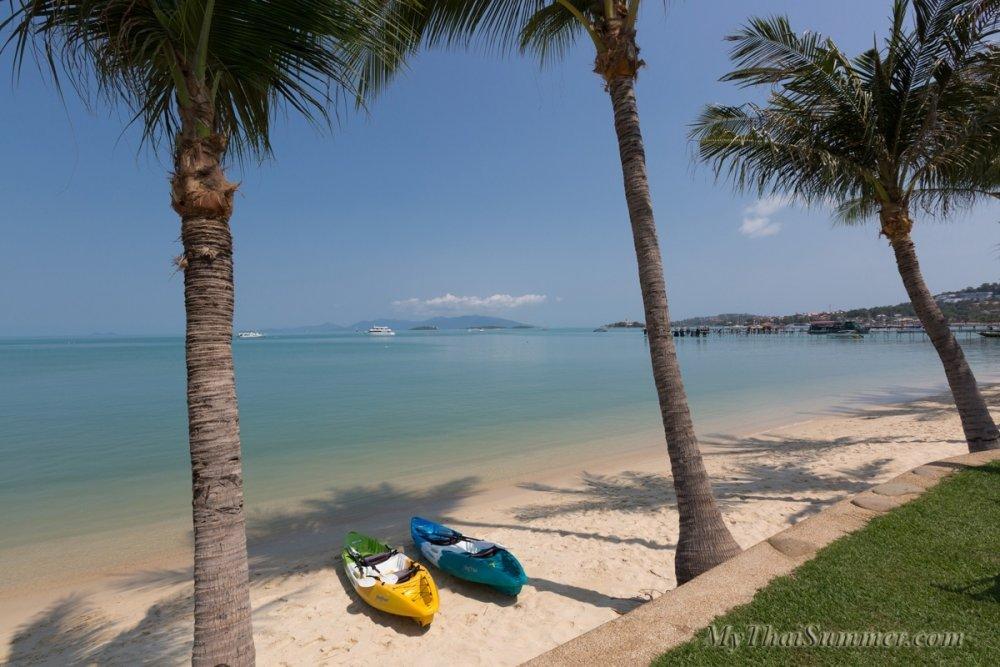Hat Bang Rak beach