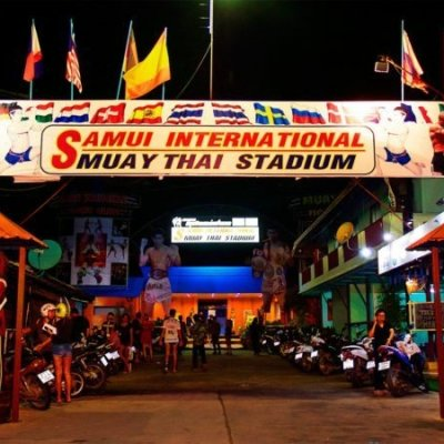 Samui International Muay Thai Stadium