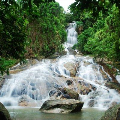 Na Mueang 2 Waterfall