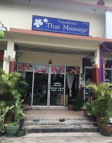 Taweeboon Massage