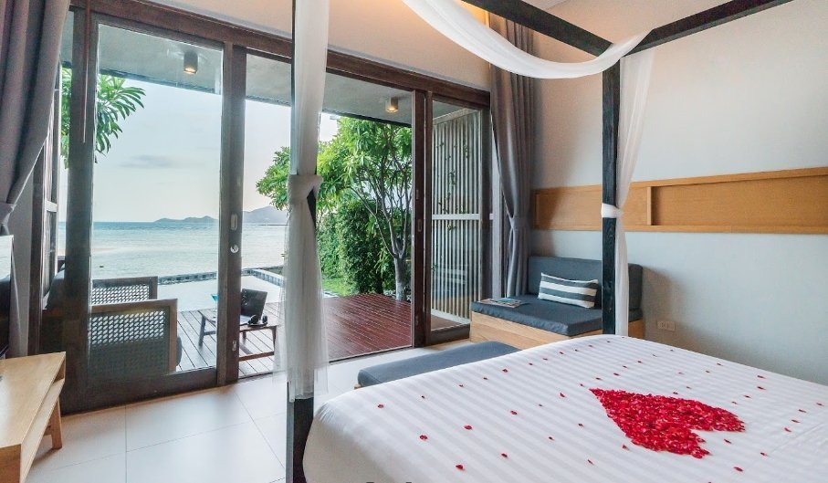 Casa De Mar Samui​ resort​