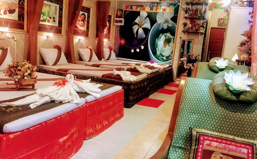 Sun massage Lamai kho samui thailand
